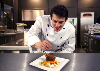 CHEF CHRISTOPHER MALLOZZI